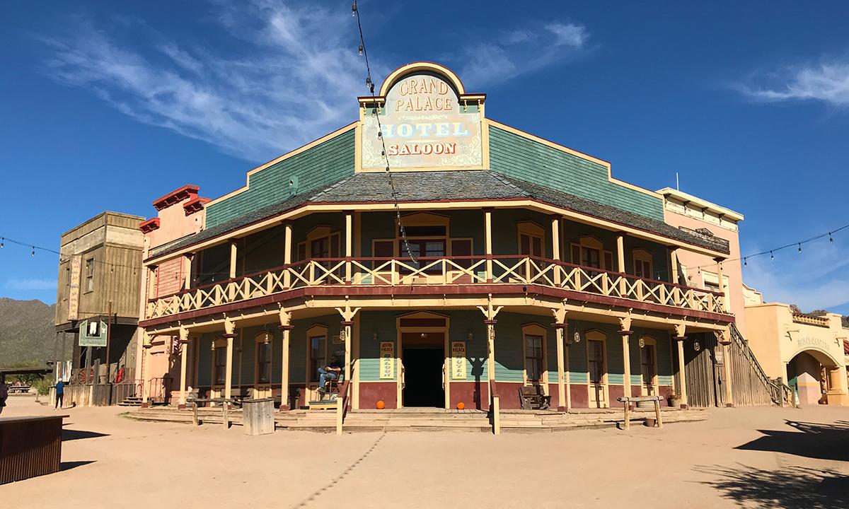 Visit Old Tucson A Genuine Wild West Town In Tucson Arizona