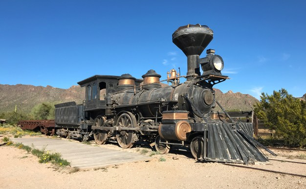 The Reno Locomotive