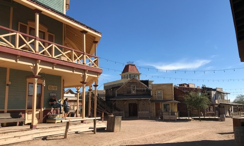 Western Film Studio in Tucson, Arizona
