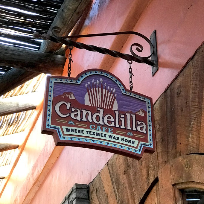 Candelilla Cafe at the Lajitas Golf Resort in Texas