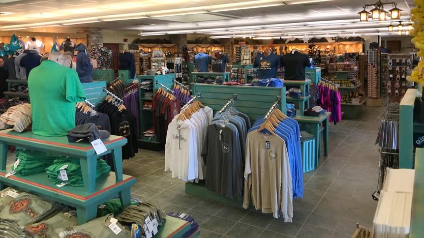 Carlsbad Caverns Gift Shop
