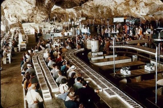 Carlsbad Caverns Underground Lunchroom