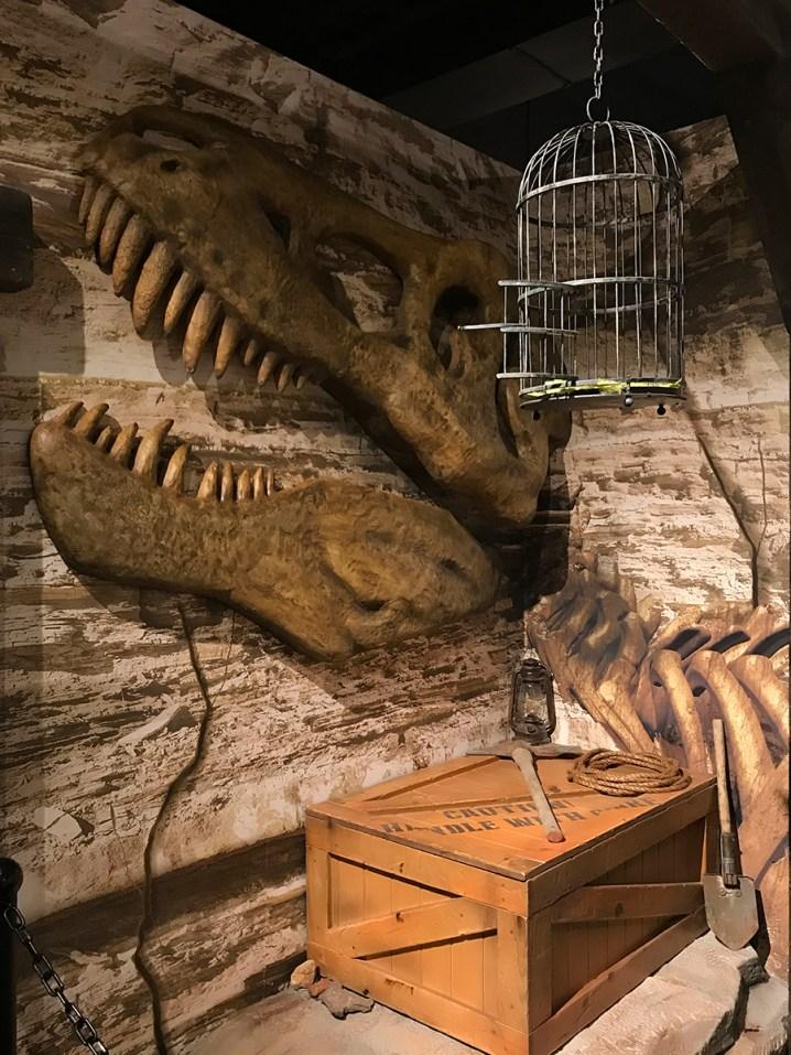 Dinosaurs in Arizona