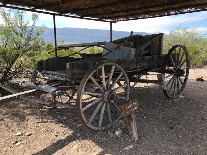 Historic Wagon