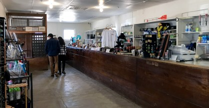 La Harmonia Store in Castolon at Big Bend
