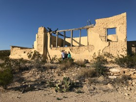 Perry School Ruins