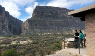 Santa Elena Canyon Overlook