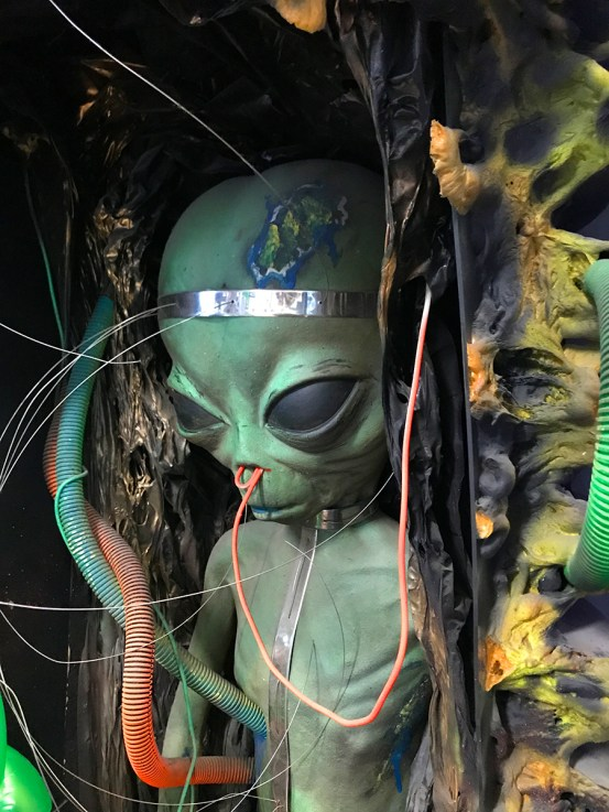 Alien Experiments at the Area 51 Museum