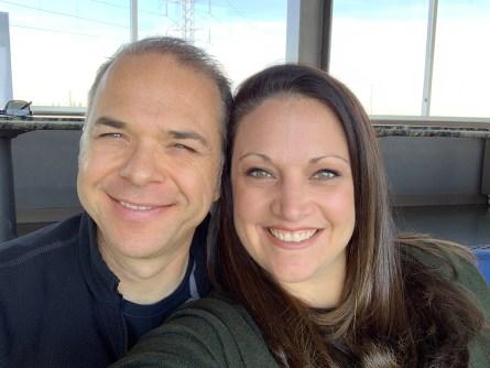 Brian Bourn and Jennifer Bourn