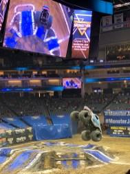 Megalodon Monster Jam Monster Truck Tricks