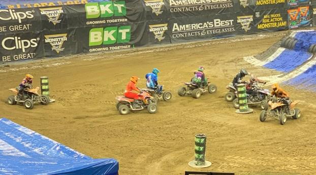 Monster Jam ATV Racing