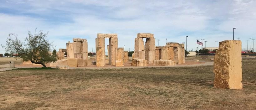 Odessa, Texas Stonehenge Replica