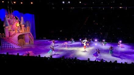 Cinderella Disney On Ice