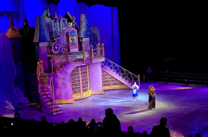 Disney On Ice Beauty And The Beast