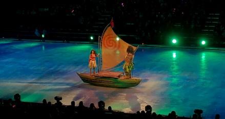 Disney On Ice Moana and Maui