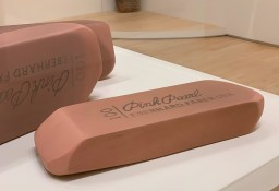 Giant Pink Pearl Erasers