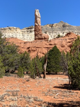 Rock Formation at Kodachrome Basin State Park