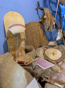 Visitor Center Indian Exhibit