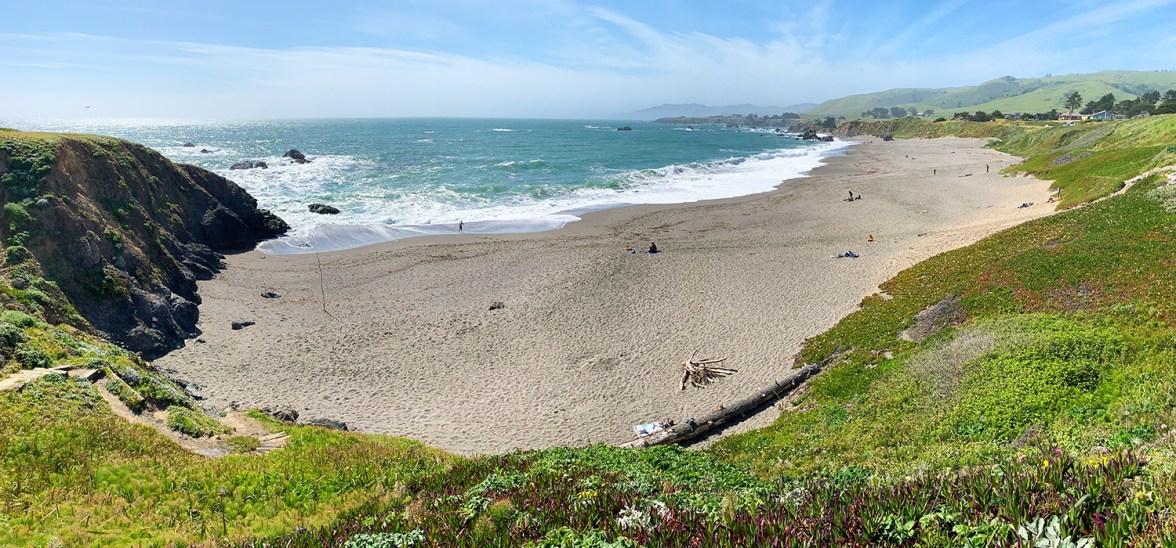 Portuguese Beach in Sonoma County