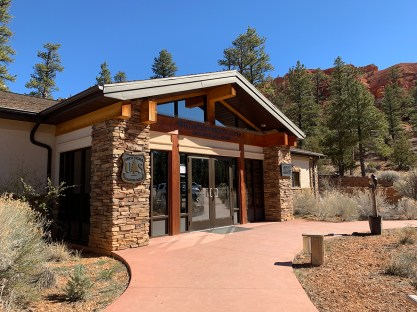 Red Canyon Visitor Center