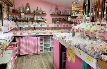 Salt Water Taffy Store