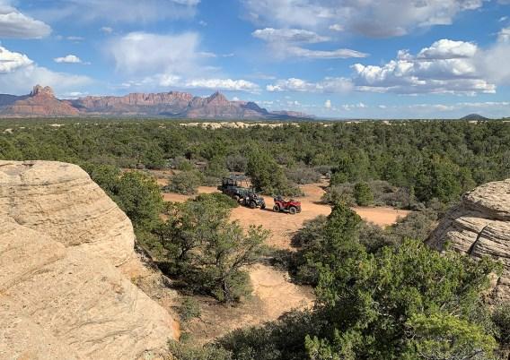ATV And UTV Tour At Zion National Park