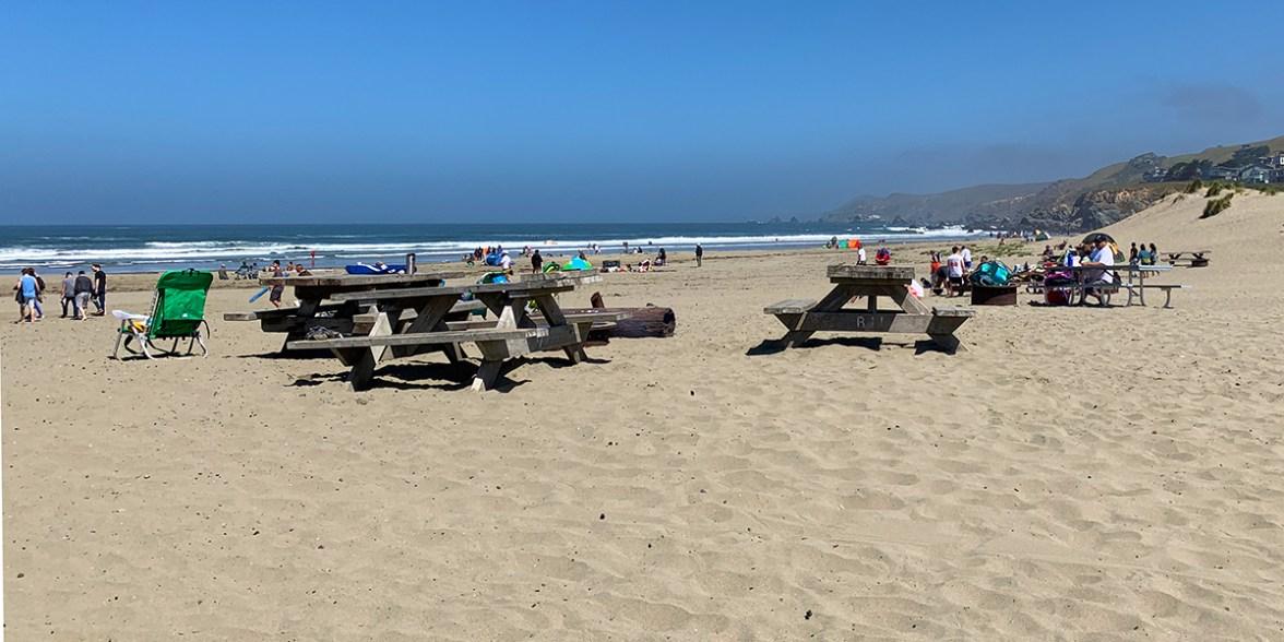 Dillon Beach Resort Picnic Area