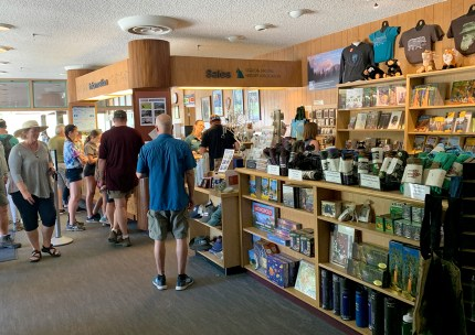 Kings Canyon Visitor Center Store
