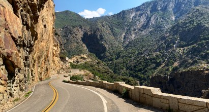 Kings Canyon Scenic Byway