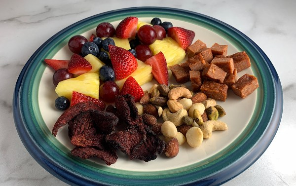 Whole30 Snack Plate