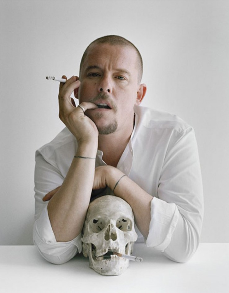 Vogue 100 Alexander McQueen Tim Walker
