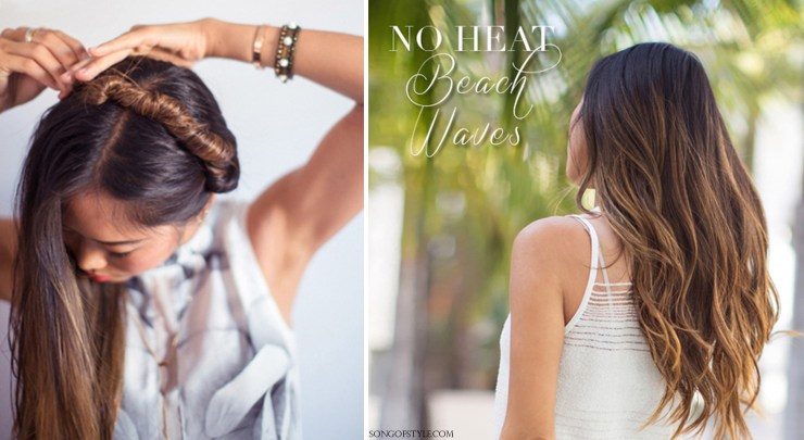 Perfect Hair Loose Beach Waves Style Tips