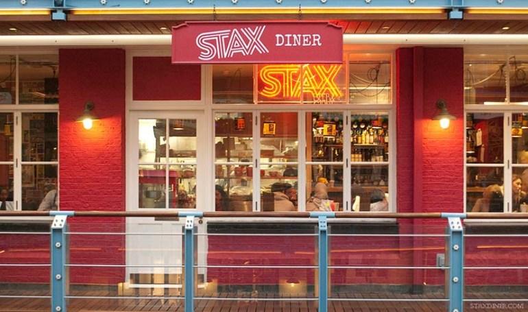 April Favourites Stax diner London Food