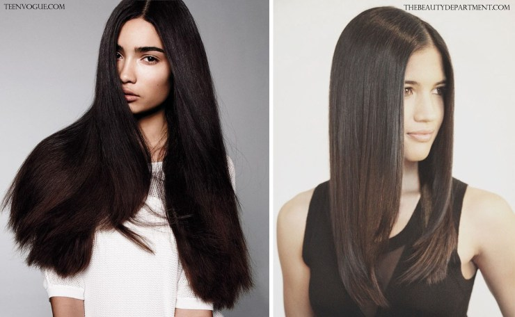 Perfect Hair Straight Sleek Style Tips