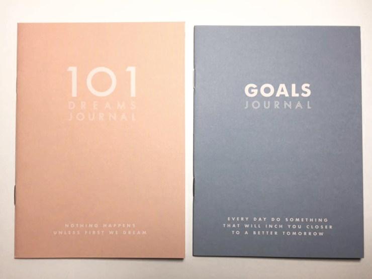 Habits Happy Healthy Kikki.K Box Dreams Goals Journals