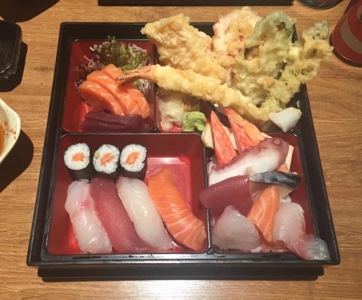 May Favourites Eat Tokyo Sushi Japanese Food Bento