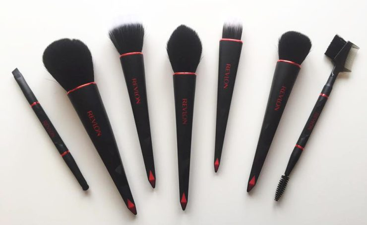 Revlon Make Up Brush Review Contour Highlight Eyebrow Cheek