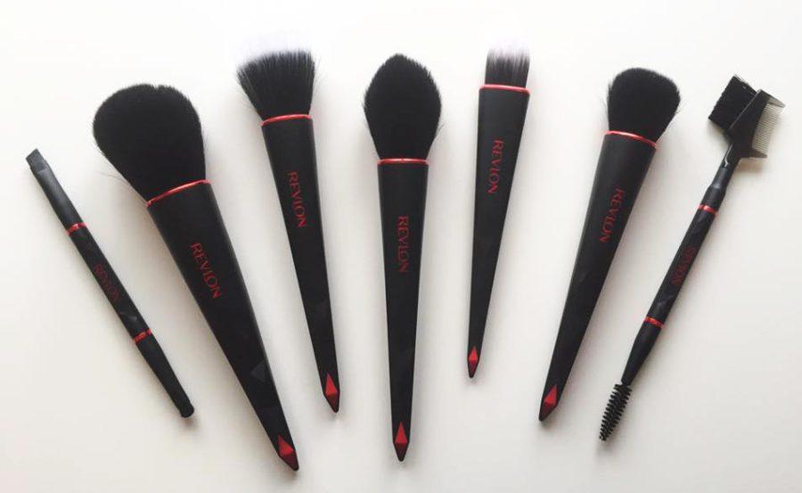 Revlon Make Up Brush Review Contour Highlight Eyebrow Cheek