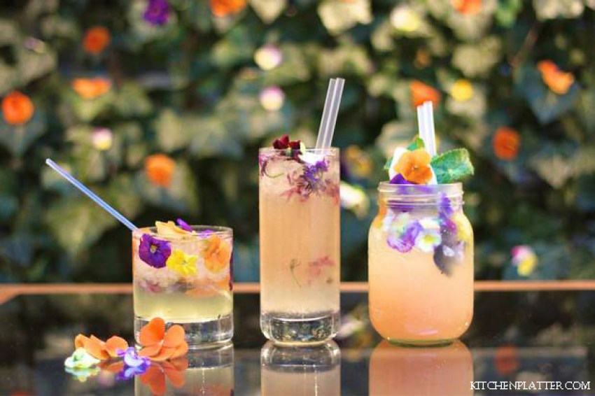 Healthy Cocktails Drink London Bar