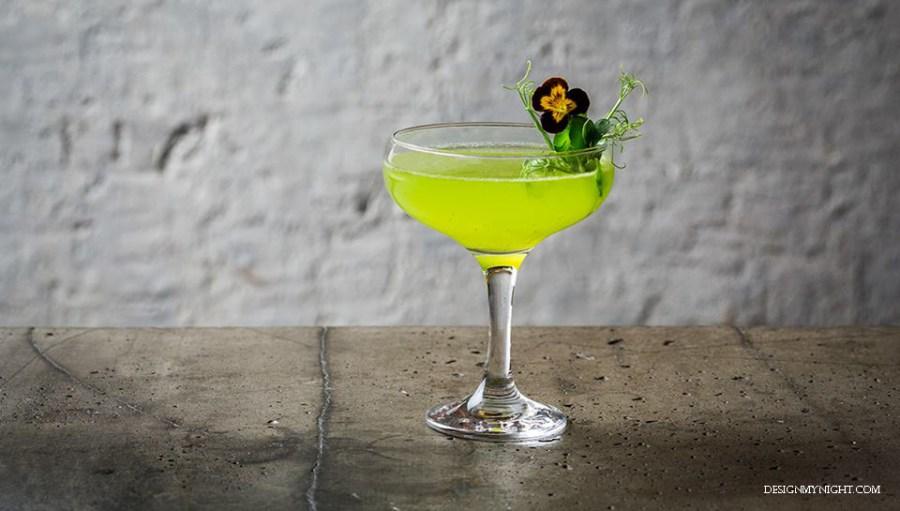 Oskars Bar Dabbous Cocktail Healthy Bar Drink