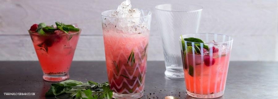 Parlour Healthy Cocktails Gin London Mocktails Drink