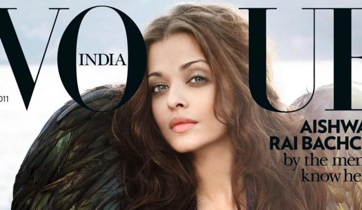 Aishwarya Rai Vogue India Racial Diversity Magazine