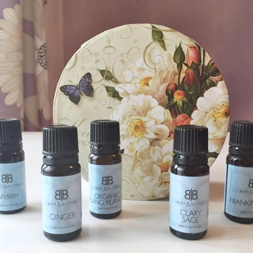 Buff & Butter Essential Oils Aromatherapy Beauty Shopping Health Wellness Mood Relaxation