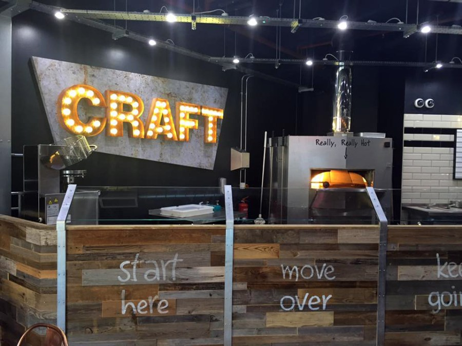 Project Pie Bromley Artisan Bespoke Pizza Launch Craft Station