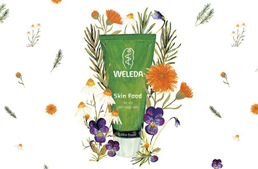 Weleda Skin Food July Favourites Health Beauty Cream Skincare Dry Rough Bestseller
