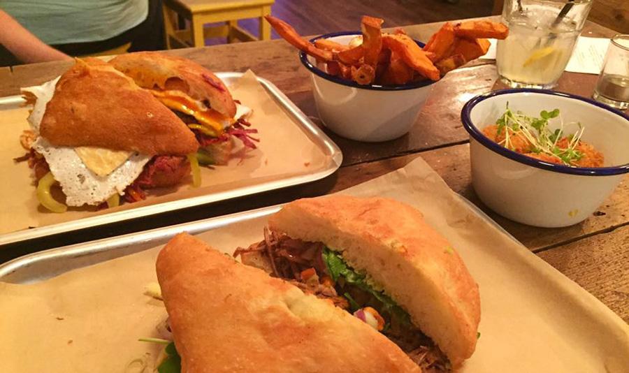 brother-marcus-balham-dinner-brunch-restaurant-food-sandwiches-press-night