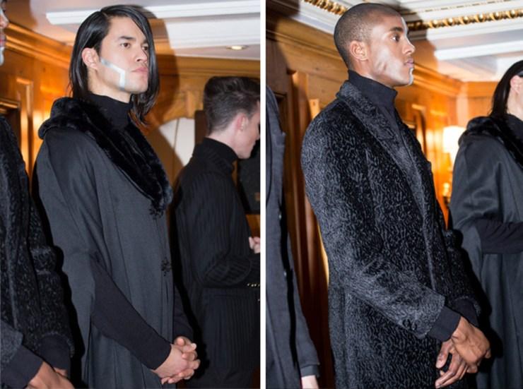 London Fashion Week Men's Velsvoir AW17