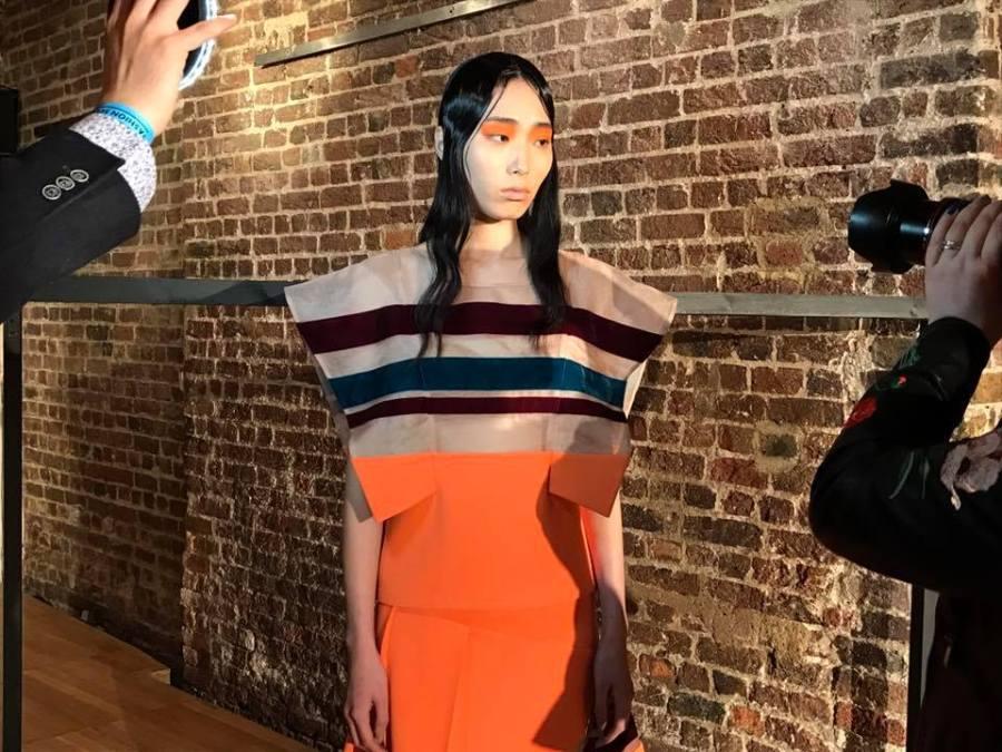 London Fashion Week LFW Round Up AW17 Judy Wu 3