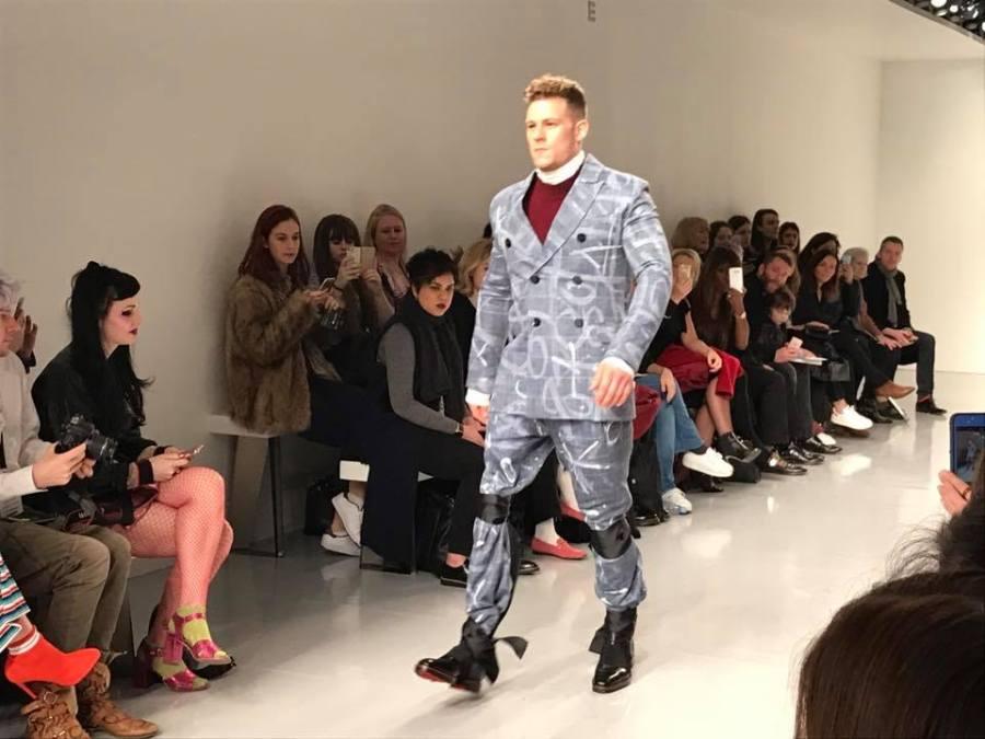 London Fashion Week LFW Round Up AW17 Teatum Jones 2