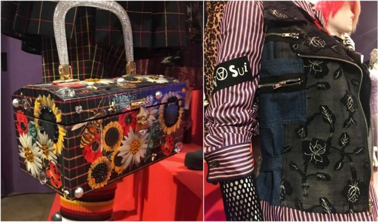 Anna Sui Fashion Textiles Museum Punk Outfit